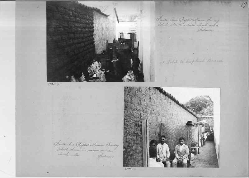 Mission Photograph Album - Panama #04 page 0017