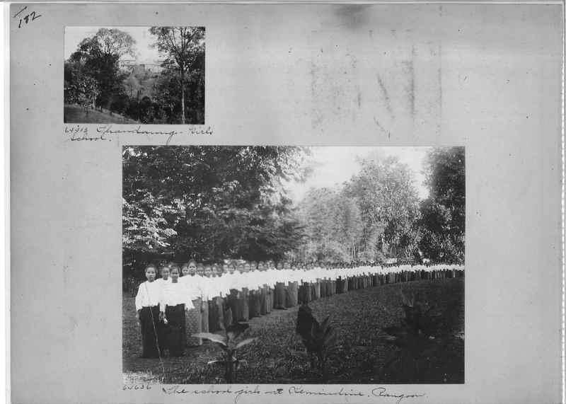 Mission Photograph Album - Burma #1 page 0182
