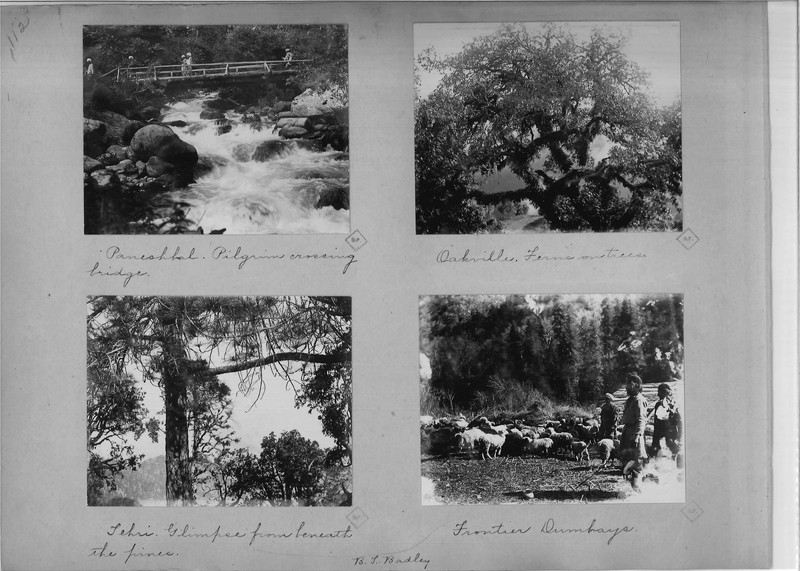 Mission Photograph Album - India - O.P. #02 Page 0112