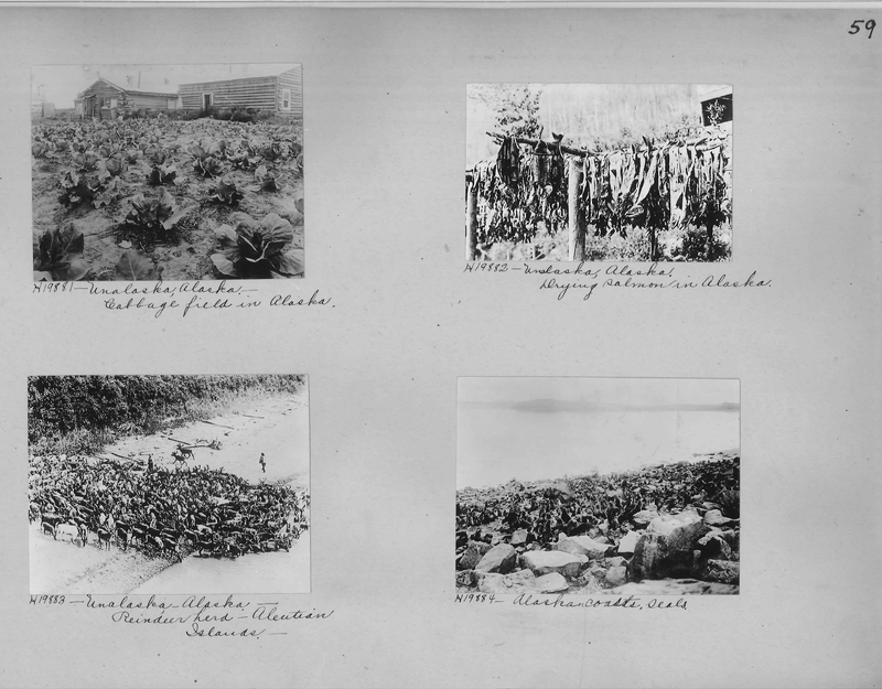 Mission Photograph Album - Alaska #1 page 0059