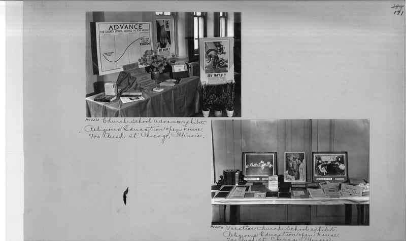 Mission Photograph Album - Religious Education #1 page 0191