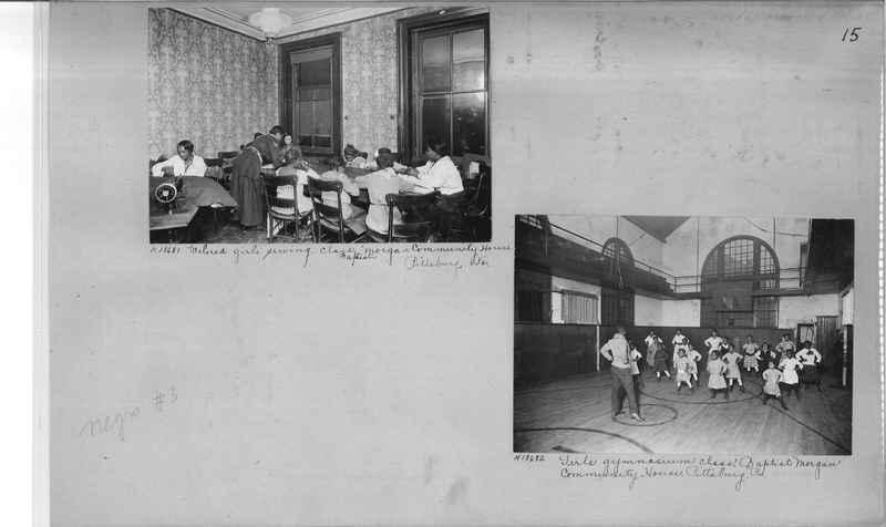 Mission Photograph Album - Negro #3 page 0015