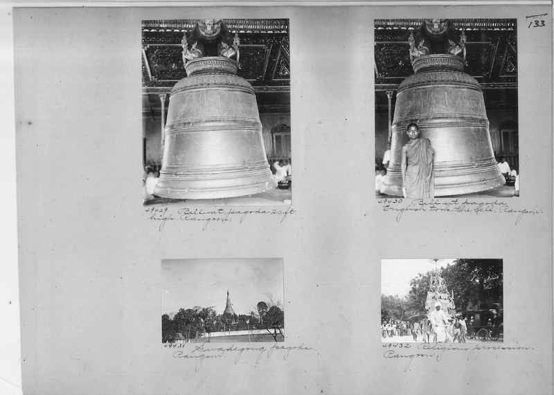 Mission Photograph Album - Burma #1 page 0133