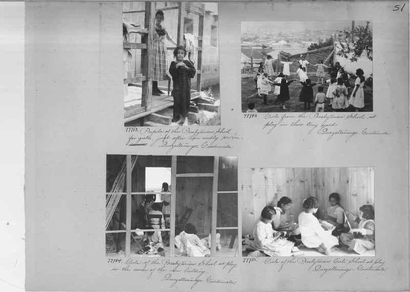 Mission Photograph Album - Panama #04 page 0051