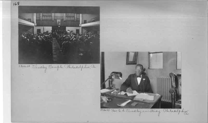 Mission Photograph Album - Negro #4 page 0168