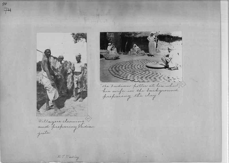 Mission Photograph Album - India - O.P. #01 Page 0070