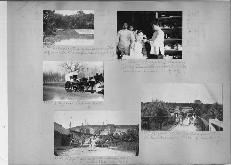 Mission Photograph Album - China #14 page 0011