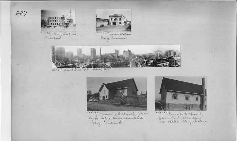 Mission Photograph Album - Cities #11 page 0224