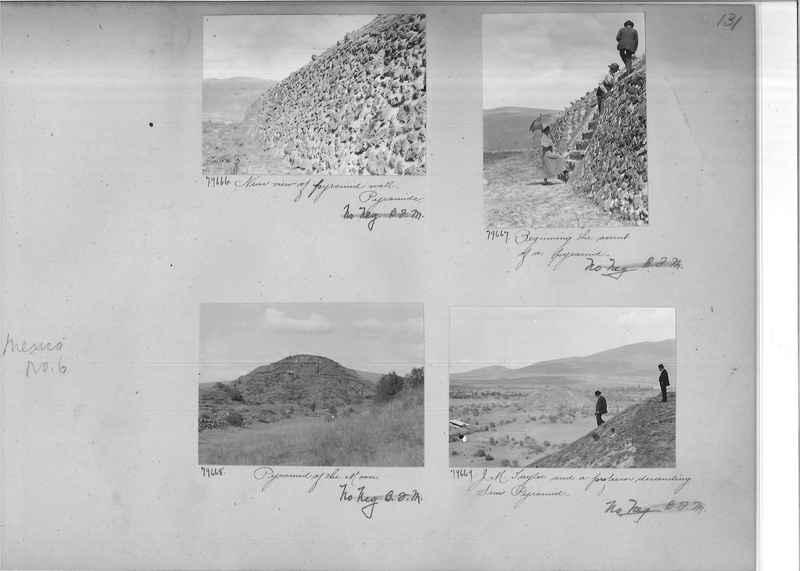 Mission Photograph Album - Mexico #06 page 0131
