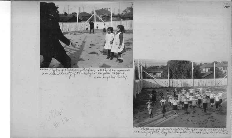 Mission Photograph Album - Cities #12 page 0125
