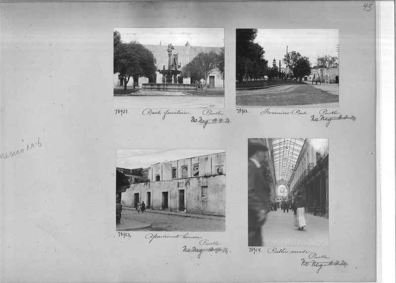 Mission Photograph Album - Mexico #06 page 0045