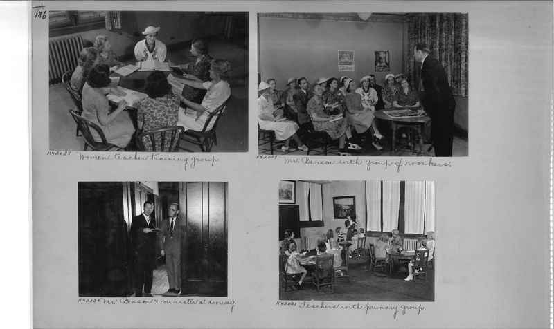Mission Photograph Album - Religious Education #1 page 0186