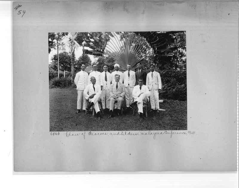 Mission Photograph Album - Malaysia #7 page 0054