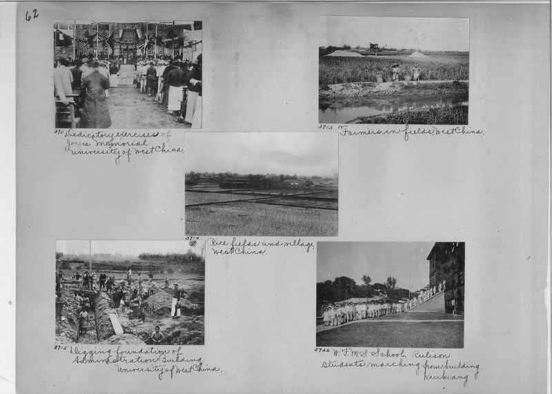 Mission Photograph Album - China #2 page  0062
