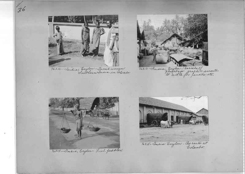 Mission Photograph Album - India #09 Page 0036
