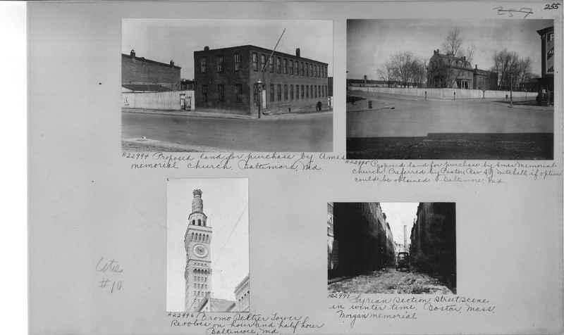 Mission Photograph Album - Cities #10 page 0255