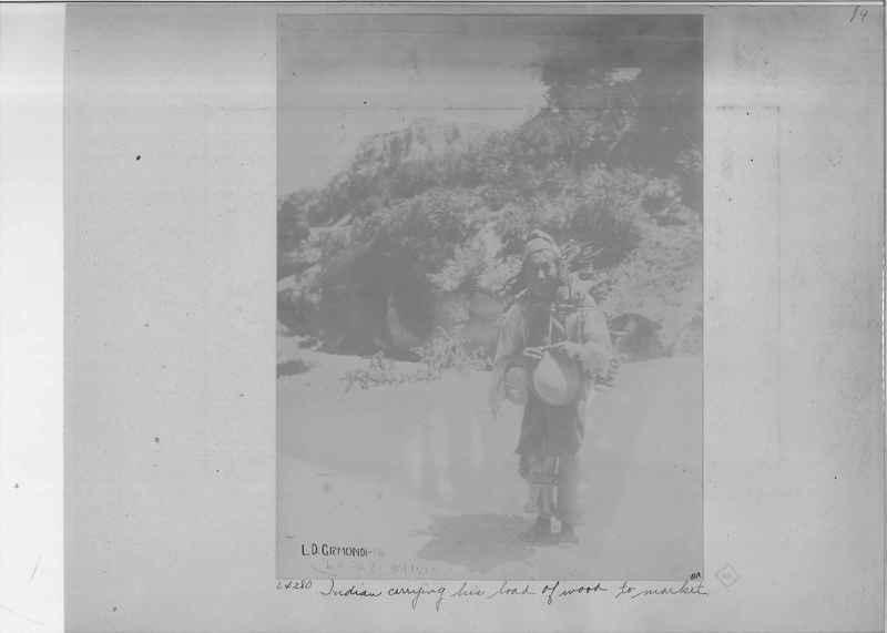 Mission Photograph Album - South America O.P. #3 page 0019