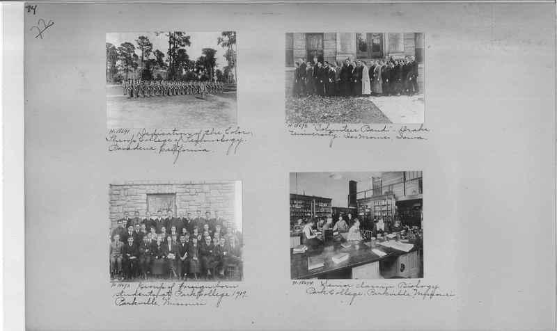 Mission Photograph Album - Education #1 page 0074