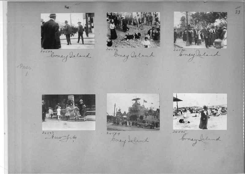 Mission Photograph Album - America #1 page 0033