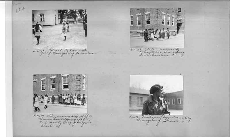Mission Photograph Album - Negro #1 page 0124