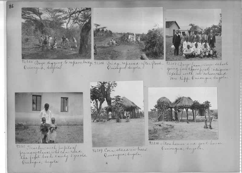 Mission Photograph Album - Africa #13 page 0086