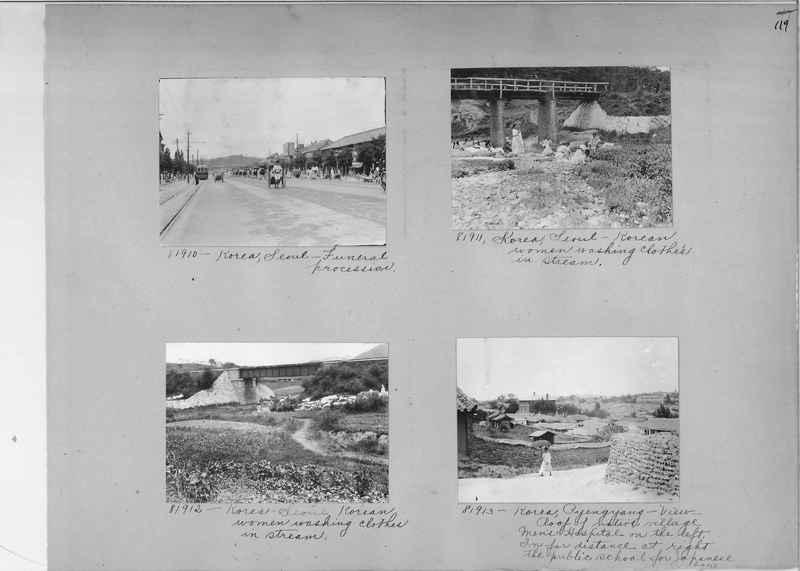 Mission Photograph Album - Korea #5 page 0119