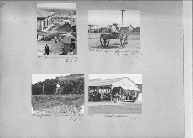 Mission Photograph Album - Mexico #06 page 0218
