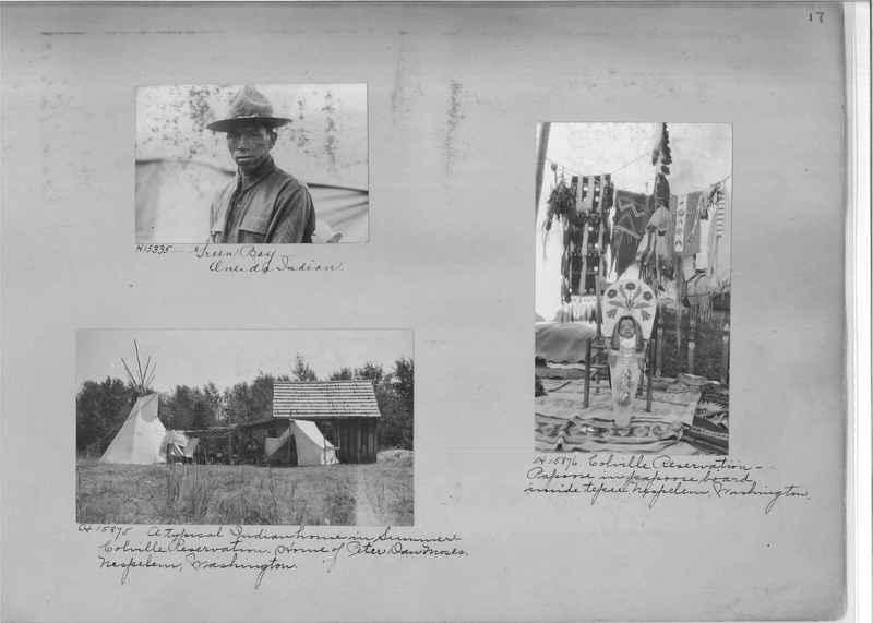 Mission Photograph Album - Indians #2 page_0017