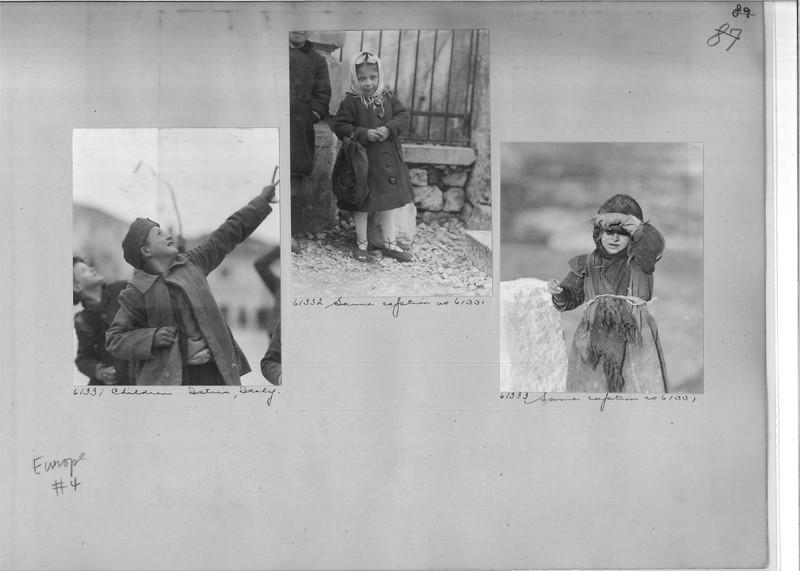 Mission Photograph Album - Europe #04 Page 0089