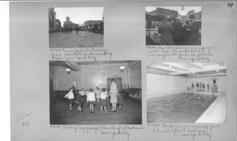 Mission Photograph Album - Cities #16 page 0099