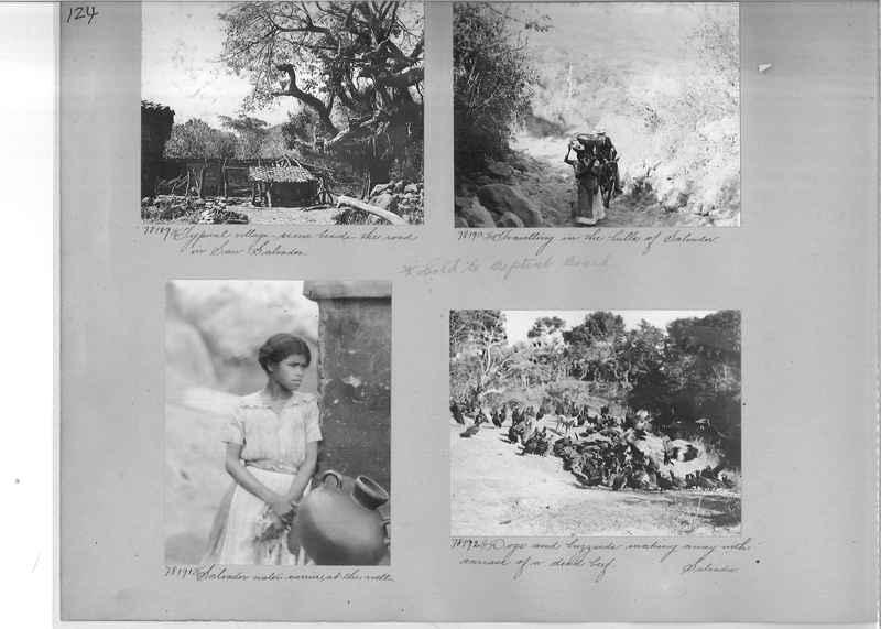 Mission Photograph Album - Panama #04 page 0124
