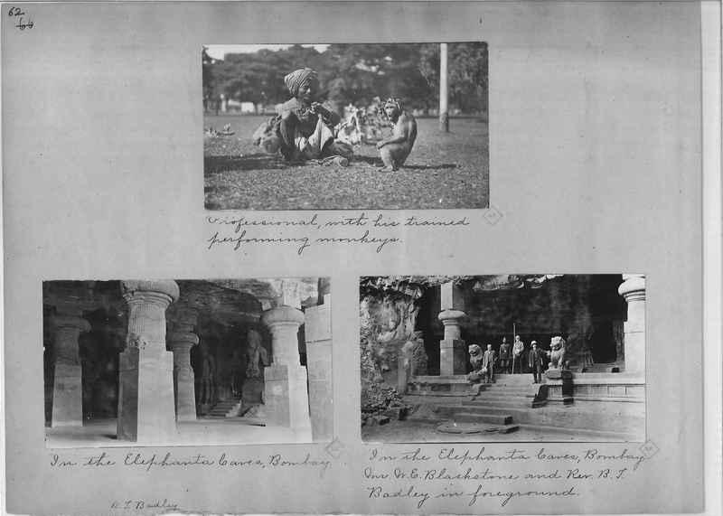 Mission Photograph Album - India - O.P. #01 Page 0062