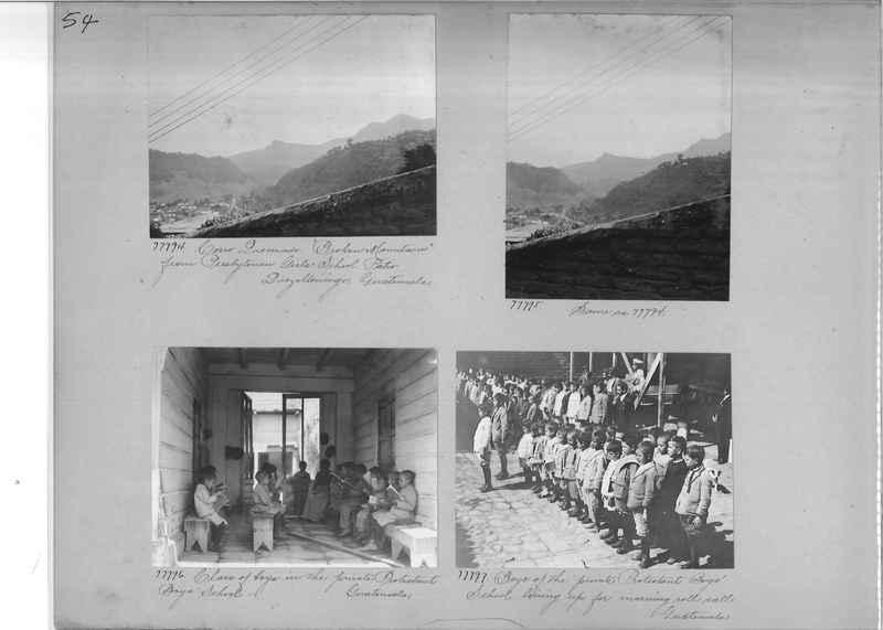 Mission Photograph Album - Panama #04 page 0054