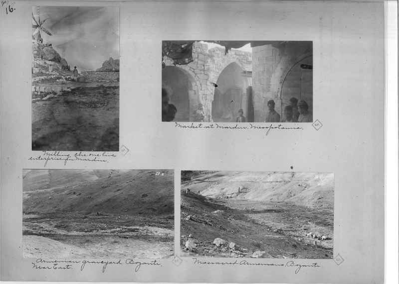 Mission Photograph Album - Western Asia - O.P. - #01 page_0016
