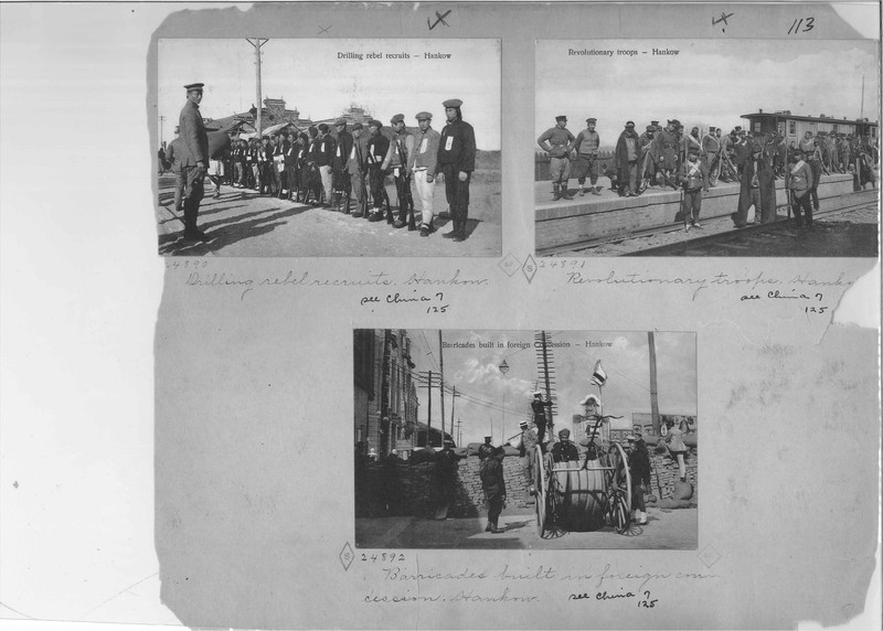 Mission Photograph Album - China #7 page 0113