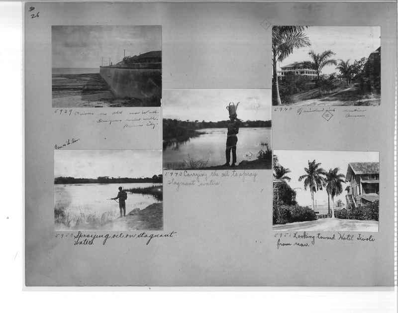 Mission Photograph Album - Panama #1 page  0026
