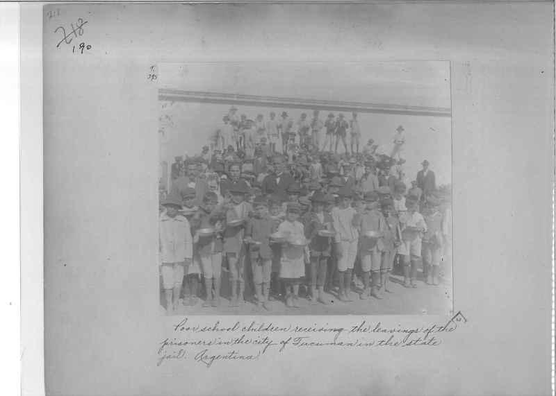 Mission Photograph Album - South America O.P. #2 page 0190