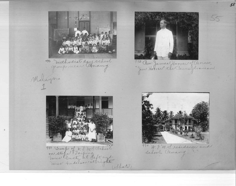 Mission Photograph Album - Malaysia #1 page 0055