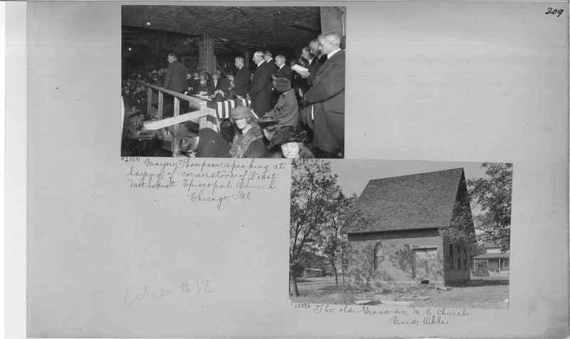 Mission Photograph Album - Cities #12 page 0209