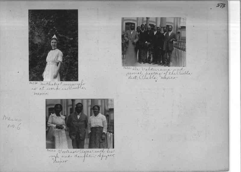 Mission Photograph Album - Mexico #06 page 0273