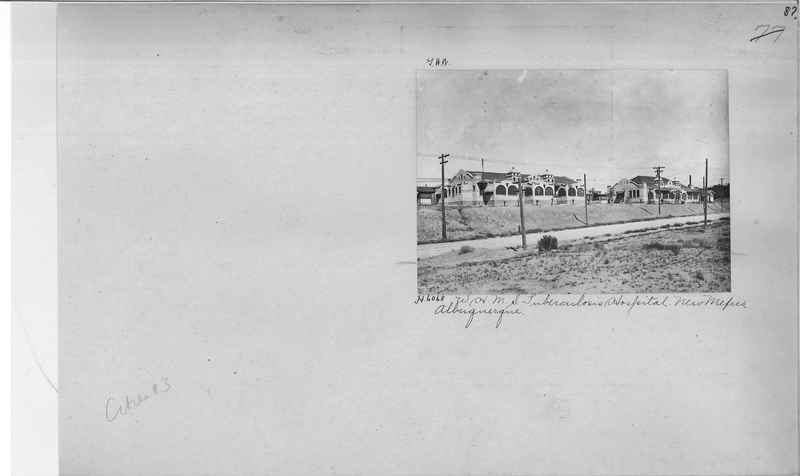 Mission Photograph Album - Cities #3 page 0087