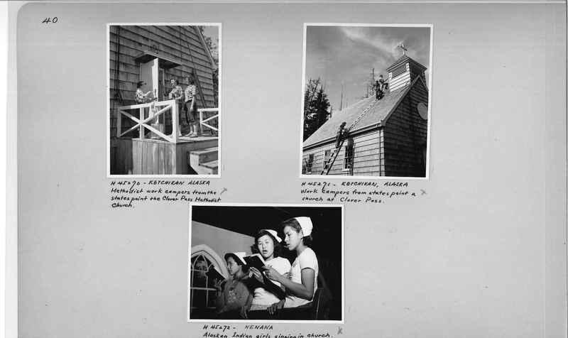 Mission Photograph Album - Alaska #2 page 0040