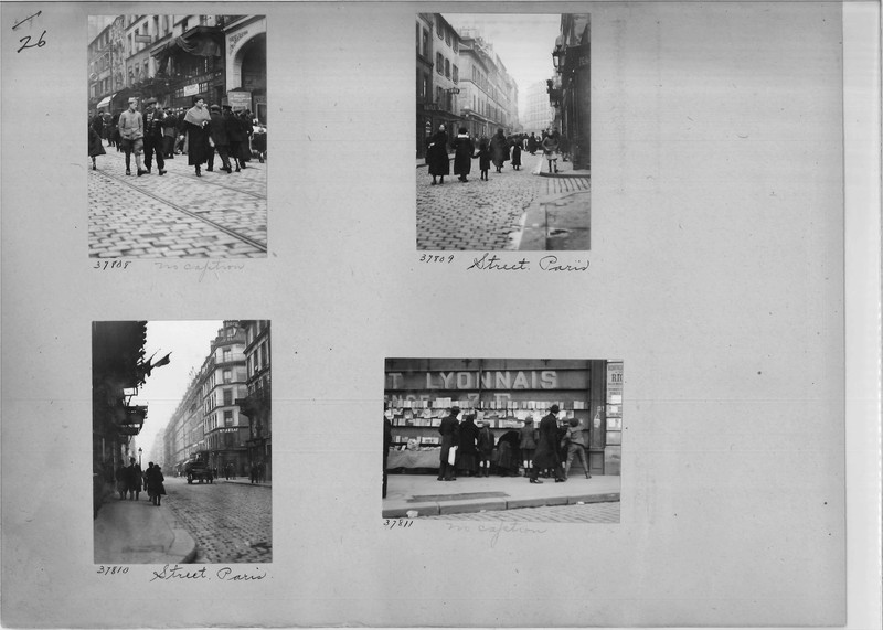 Mission Photograph Album - Europe #02 Page 0026