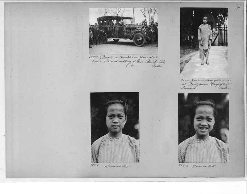 Mission Photograph Album - China #10 pg. 0081