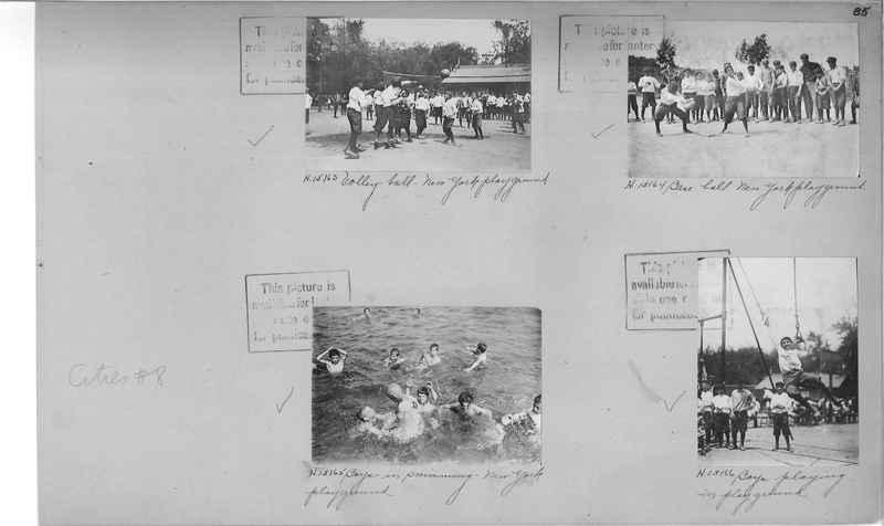 Mission Photograph Album - Cities #8 page 0085