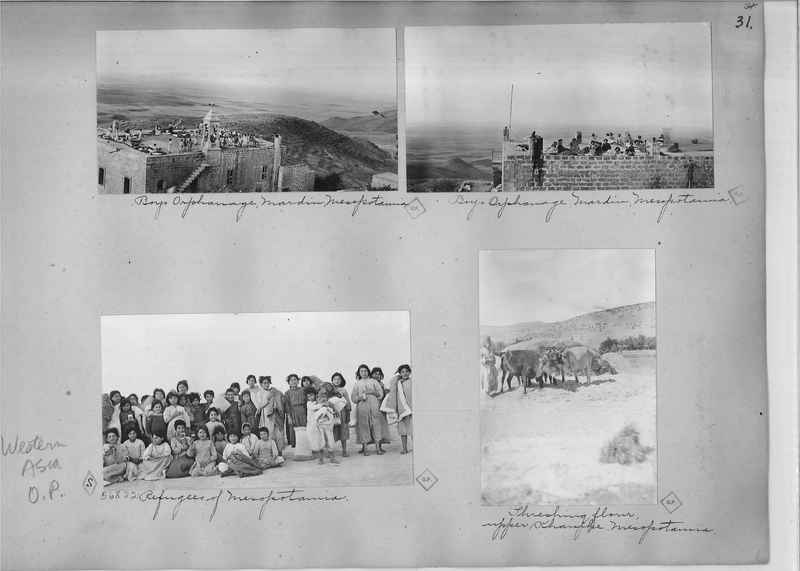 Mission Photograph Album - Western Asia - O.P. - #01 page_0031
