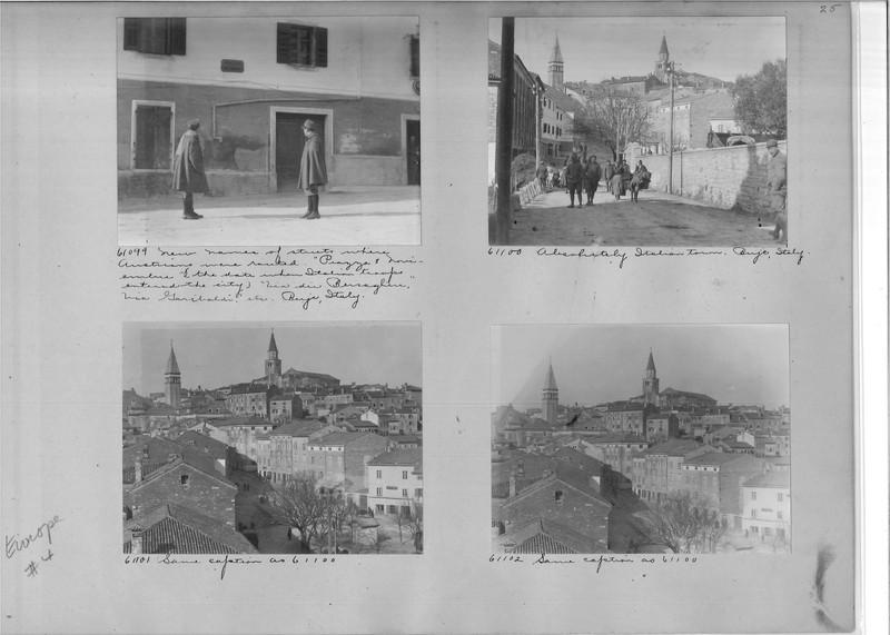 Mission Photograph Album - Europe #04 Page 0025