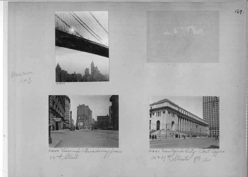 Mission Photograph Album - America #3 page 0169