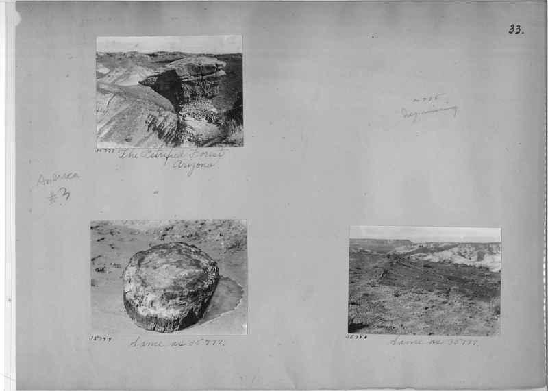 Mission Photograph Album - America #3 page 0033
