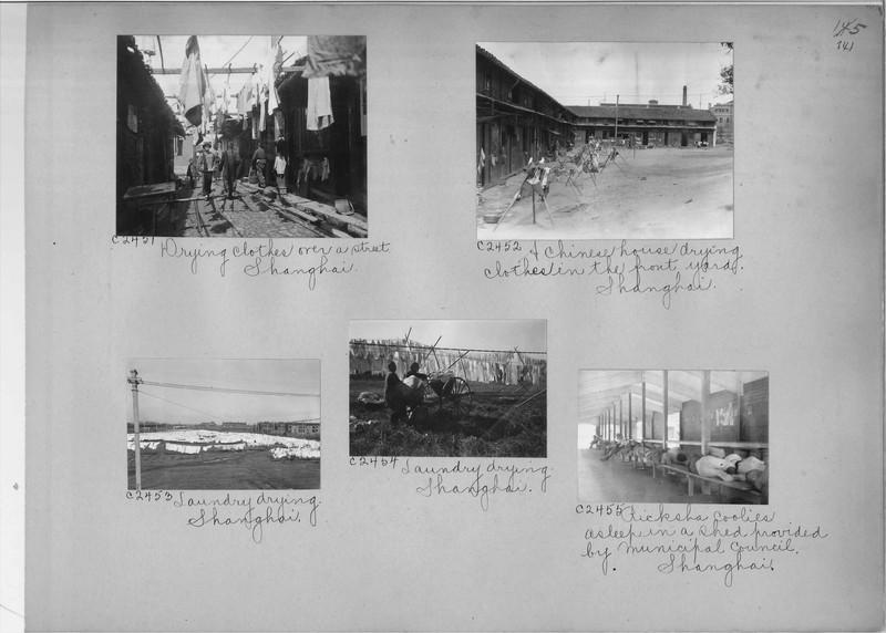 Mission Photograph Album - China #15 page 0141